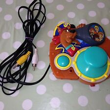 TV Plug In Scooby Doo Game By Jakks Pacific Rare Version of this Plug N Play