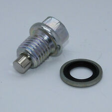 Magnetic Oil Sump Drain Plug fits Yamaha 90340-12006-00 YZ250 WR250 (PSR0103)
