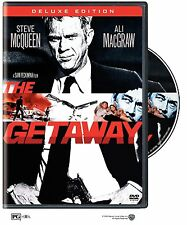 The Getaway (Deluxe Edition) by Steve Mc Queen (PG/DVD) (Number of discs: 1) NEW