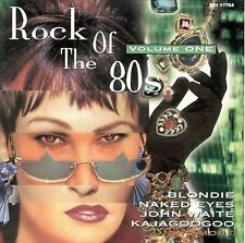 Rock of the 80's 1 Various Artists MUSIC CD