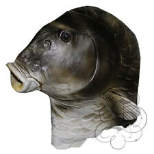 Latex Overhead Realistic Animal Aquatic Fish Fancy Props Carnival Party Mask