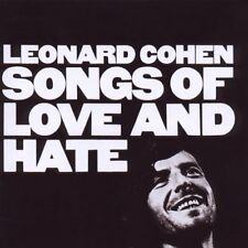 Leonard Cohen - Songs Of Love And Hate - CD NEW & SEALED  **  IN STOCK !!  **