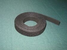 NEW VELCRO® BRAND ONE-WRAP® Straping, Double-sided 3/4 inch x 12 ft, BLACK