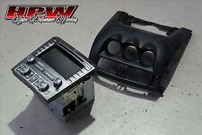 GTS HSV POD GAUGE  and BLAUPUNKT stereo headunit VE series 1 SS SV6 SSV CALAIS