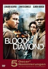 Blood Diamond mit Leonardo DiCaprio, Djimon Hounsou, Jennifer Connelly, Michael