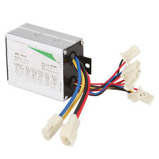 24V 350W Electric Scooter Bicycle E-bike Brush DC Motor Speed Controller