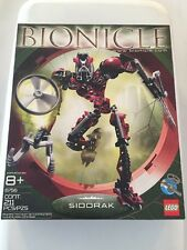 Lego Bionicle Warriors Sioorak 8756 BRAND NEW & RARE