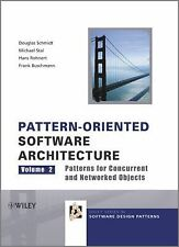 Pattern-Oriented Software Architecture Volume 2 By Douglas Schmidt - Excellent!