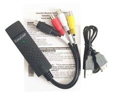 Wii Grabber USB 2.0 Video Audio CAPTURE CARD XBOX 360 PS3 For TV Box
