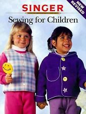 Sewing for Children Singer Sewing Reference Library