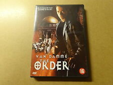 DVD / THE ORDER (JEAN-CLAUDE VAN DAMME)