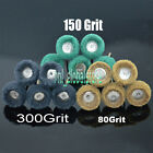 Thickened Abrasive Buff/Polishing Wheel Used Dremel Foredom Rotary Mixed Set