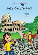 Molly and the Magic Suitcase: Molly Goes to Rome by Christopher Oler (2013,...