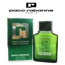 Paco Rabanne Pour Homme EDT 200ml Splash & Spray 100% Authentic Men Cologne New