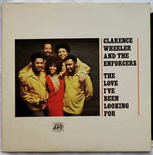 Clarence Wheeler & the Enforcers - The Love I've Been Looking For SD 1585