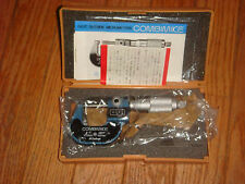 "Mitutoyo 159-211 Combimike Digital Outside Micrometer 0-1"" .001 Graduation"