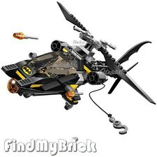 Lego Batmen Man-Bat Attack Helicopter Batcopter (No Minifigure No Box) 76011 NEW