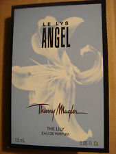 ANGEL LE LYS  Eau de Parfum by THIERRY MUGLER women's EDP 1.5ml SPRAY