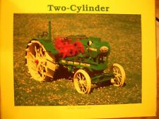 WATERLOO BOY John Deere TWO CYLINDER magazine 1995
