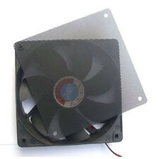 120mm Computer Dustproof Cooler Fan Case Cover Dust Filter Mesh with 4 screwsBBC