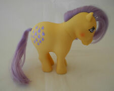 Mein Kleines My little Pony Figur - Vintage 1982 China - LEMON DROP #1