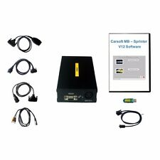 Original Carsoft V12 Diagnostic & Repair SYSTEM for Mercedes & Sprinter vehicles