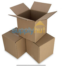 100 10x10x10 Cardboard Paper Boxes Mailing Packing Shipping Box Corrugated0