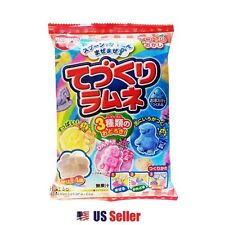 Popin Cookin DIY Japanese Snack Soft Candy Kit : Tedukuri Ramune