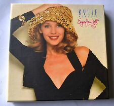 Kylie Minogue - Enjoy  Deluxe Edition 2CD/DVD Original recording remastered, Box