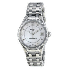 Tissot T-Lady Powermatic 80 Automatic Mother of Pearl Dial Stainless Steel