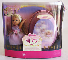 RARE BARBIE LACEY 12 DANCING PRINCESSES DOLL MATTEL 2006 NEW SEALED MISB !