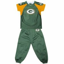 Green Bay Packers 18 Month Jersey & Pants 2pc Set Infant Baby