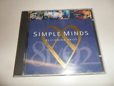 Cd   Simple Minds  – Glittering Prize 81/92