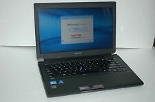 "TOSHIBA Tecra R840 Laptop 14"" i5 2520M 2.5GHZ 4GB 320GB DVDRW Wifi Win 7 Pro"