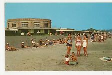 USA, Easton's Beach, Newport, R.I. Old Postcard, A823