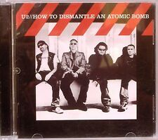 U2 - How To Dismantle An Atomic Bomb (Special Edition + DVD) (CD 2004)