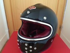 Ruby Castel Motorcycle Helmet - Saint-Germain model