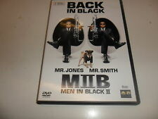 DVD  MIIB - Men in Black II: Back in Black (2 DVDs)