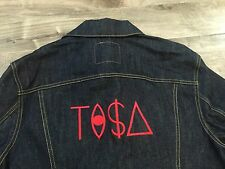 TISA LEVIS JACKET TI$A SNAPBACK TYGA LAST KINGS BIG SEAN
