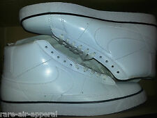 NIKE HIGH TOP BLAZER  WHITE  SHOES MENS 10.5