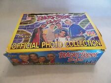 Backstreet Boys Collector Photo Cards Unopened Pack Box Striker #NS30