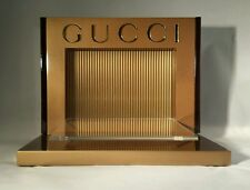 GUCCI OPTICAL STORE DISPLAY/STAND MERCHANDISE FOR SUNGLASSES & EYEGLASSES, NEW