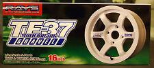Jantes rayswheels peuple racing te-37 16 pouces incl. pneus, 1:24, 040225 Aoshima