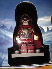 2014 Target Lego Legends Of Chima Fire Chi Lavertus minifigure From Set 5004076