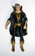 "DC UNIVERSE BLACK ADAM Action Figure Infinite Heroes 4"" COMPLETE 2009"
