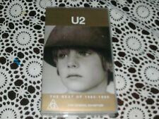 U2 THE BEST OF 19801990~VHS  PAL VIDEO