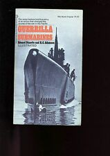 GUERRILLA SUBMARINES ( US sub special ops Pafific) Dissette   1st  SB VG