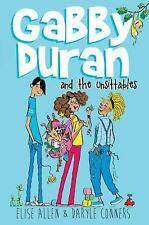 Gabby Duran and the Unsittables, Allen, Elise, Conners, Daryle, Good Book