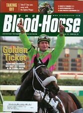 2006 The Blood-Horse Magazine #25: Seek Gold Wins Stephen Foster/Take D Tour Win