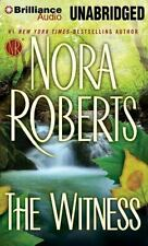 The Witness by Nora Roberts (2012, CD, Unabridged)
